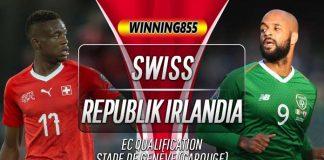 Prediksi Swiss vs Republik Irlandia 16 Oktober 2019