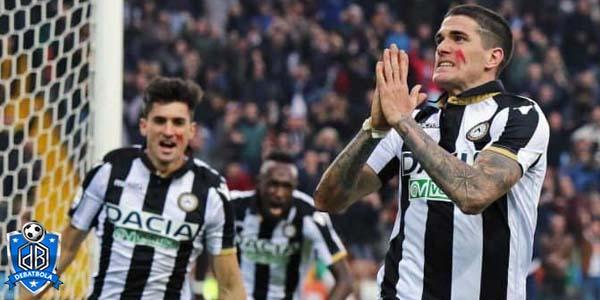 Prediksi Udinese vs Roma 31 Oktober 2019