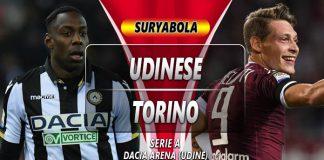 Prediksi Udinese vs Torino 20 Oktober 2019