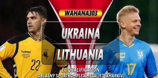 Prediksi Ukraina vs Lithuania 12 Oktober 2019