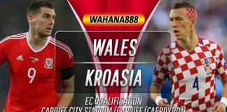 Prediksi Wales vs Kroasia 14 Oktober 2019