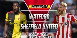 Prediksi Watford vs Sheffield United