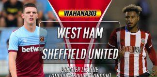 Prediksi West Ham vs Sheffield United 26 Oktober 2019