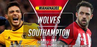 Prediksi Wolves vs Southampton 19 Oktober 2019