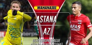 Prediksi Astana vs AZ Alkmaar 7 November 2019