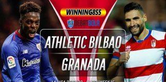 Prediksi Athletic Bilbao vs Granada 1 Desember 2019