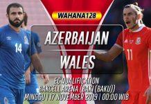 Prediksi Azerbaijan vs Wales 17 November 2019