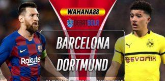 Prediksi Barcelona vs Dortmund 28 November 2019