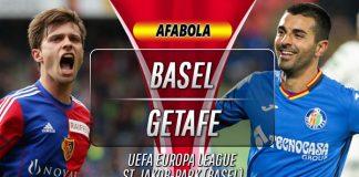 Prediksi Basel vs Getafe 8 November 2019