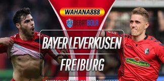 Prediksi Bayer Leverkusen vs Freiburg 23 November 2019