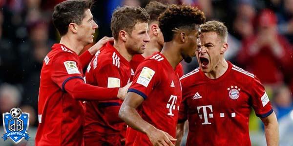 Prediksi Bayern Munchen vs Olympiakos Piraeus 7 November 2019 1