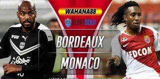 Prediksi Bordeaux vs Monaco 24 November 2019