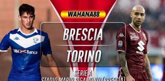 Prediksi Brescia vs Torino 9 November 2019