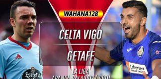 Prediksi Celta Vigo vs Getafe 4 November 2019