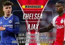 Prediksi Chelsea vs Ajax 6 November 2019
