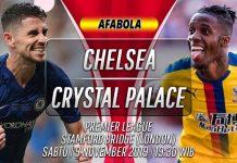 Prediksi Chelsea vs Crystal Palace 9 November 2019