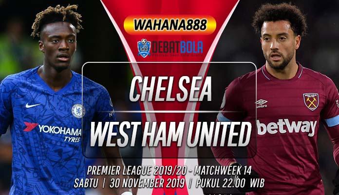 Prediksi Chelsea vs West Ham United 30 November 2019