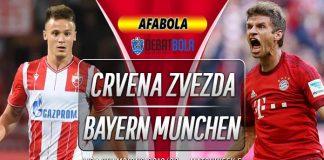 Prediksi Crvena Zvezda vs Bayern Munchen 27 November 2019