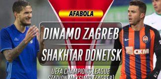 Prediksi Dinamo Zagreb vs Shakhtar Donetsk 7 November 2019