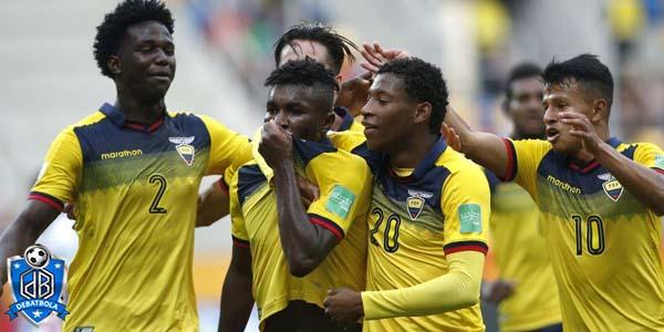 Prediksi Ekuador vs Kolombia 20 November 2019 1