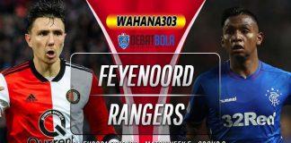 Prediksi Feyenoord vs Rangers 29 November 2019