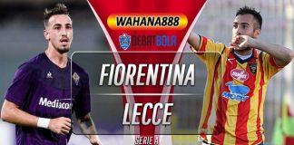 Prediksi Fiorentina vs Lecce 1 Desember 2019