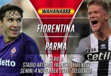 Prediksi Fiorentina vs Parma 4 November 2019