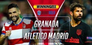 Prediksi Granada vs Atletico Madrid 24 November 2019