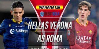Prediksi Hellas Verona vs Roma 2 Desember 2019