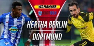 Prediksi Hertha Berlin vs Borussia Dortmund 30 November 2019
