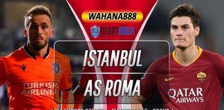 Prediksi Istanbul Basaksehir vs Roma 29 November 2019