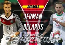 Prediksi Jerman vs Belarusia 17 November 2019