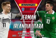 Prediksi Jerman vs Irlandia Utara 20 November 2019