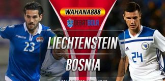 Prediksi Liechtenstein vs Bosnia 19 November 2019