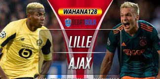 Prediksi Lille vs Ajax 28 November 2019