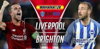 Prediksi Liverpool vs Brighton 30 November 2019
