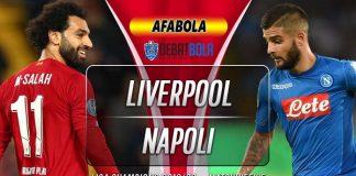 Prediksi Liverpool vs Napoli 28 November 2019