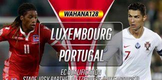 Prediksi Luxembourg vs Portugal 17 November 2019