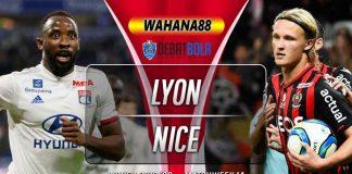 Prediksi Lyon vs Nice 23 November 2019