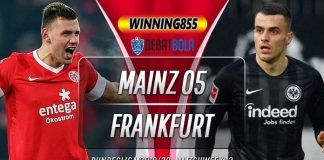 Prediksi Mainz vs Eintracht Frankfurt 3 Desember 2019