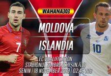 Prediksi Moldova vs Islandia 18 November 2019