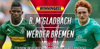 Prediksi Monchengladbach vs Werder Bremen 10 November 2019