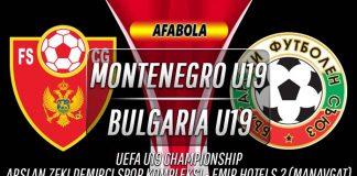 Prediksi Montenegro U19 vs Bulgaria U19 13 November 2019