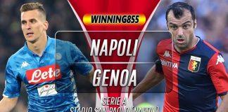 Prediksi Napoli vs Genoa 10 November 2019