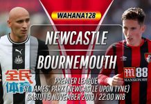 Prediksi Newcastle vs Bournemouth 9 November 2019