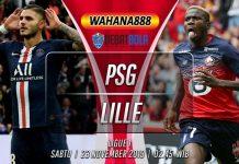 Prediksi PSG vs Lille 23 November 2019