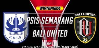 Prediksi PSIS Semarang vs Bali United 15 November 2019