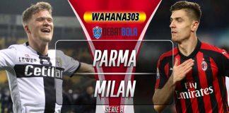 Prediksi Parma vs Milan 1 Desember 2019