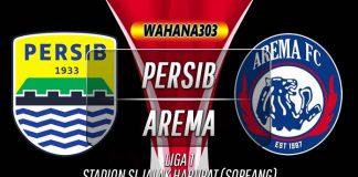 Prediksi Persib vs Arema 12 November 2019