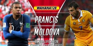 Prediksi Prancis vs Moldova 15 November 2019